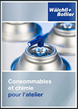 Consommables et chimie