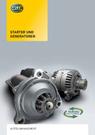 Hella Starters und Generatoren 2011-2012